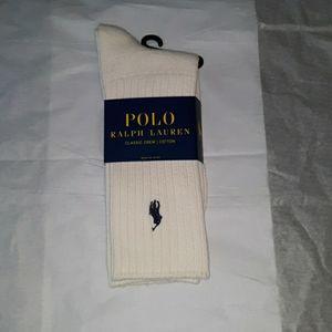 Polo Ralph Lauren Socks NEW Men size 6-12.5